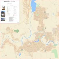 Карта Новомиргорода