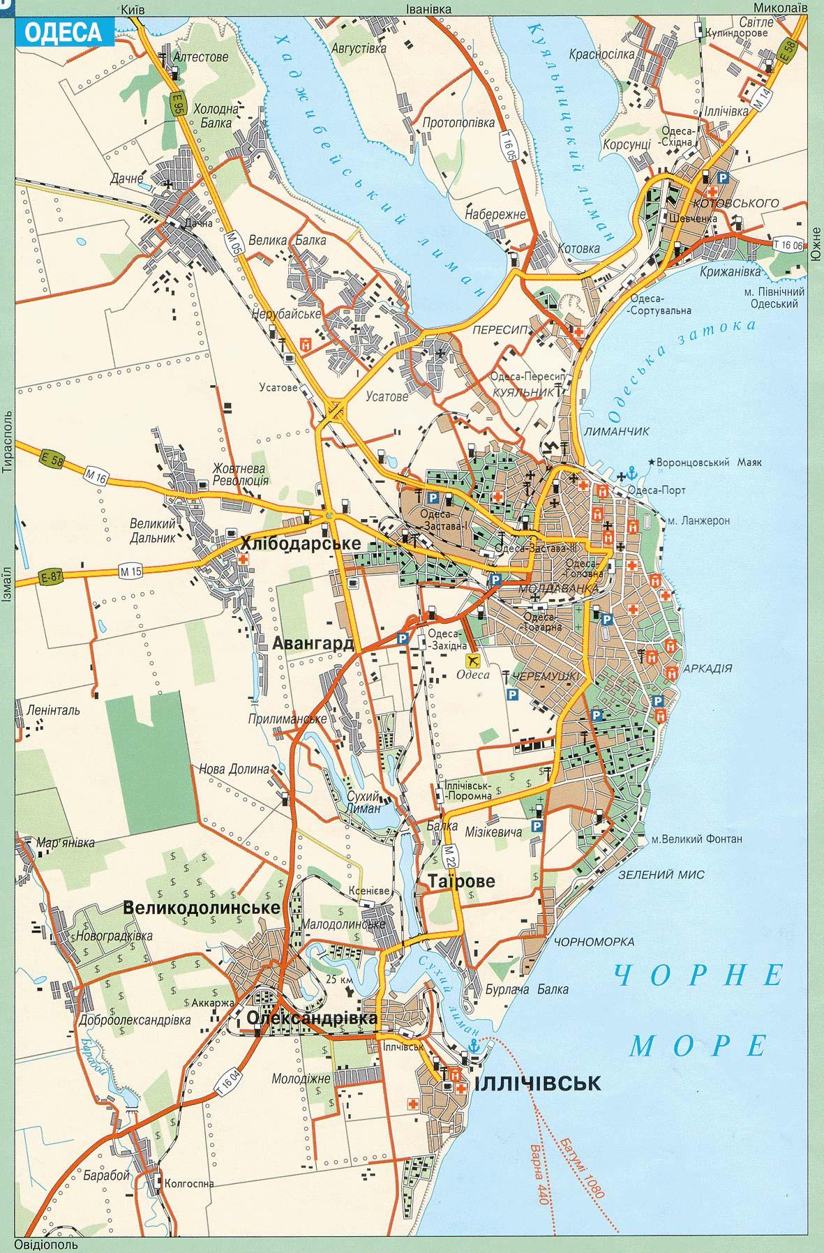 Адрес малиновский район ученическая улица одесса на карте